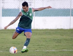 Felipe Moreira - atacante do Alecrim (Foto: Fábio Cortez/Alecrim FC)