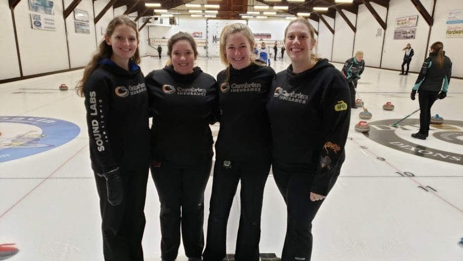 Northern Ontario curlers settling in for a competition like no other