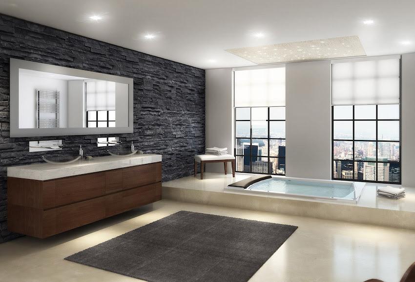 50 Magnificent Master Bathroom Ideas (part 1)