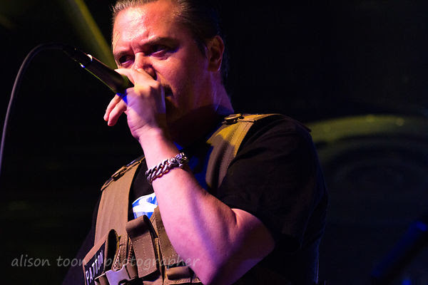 Mike Patton, vocals, Dead Cross