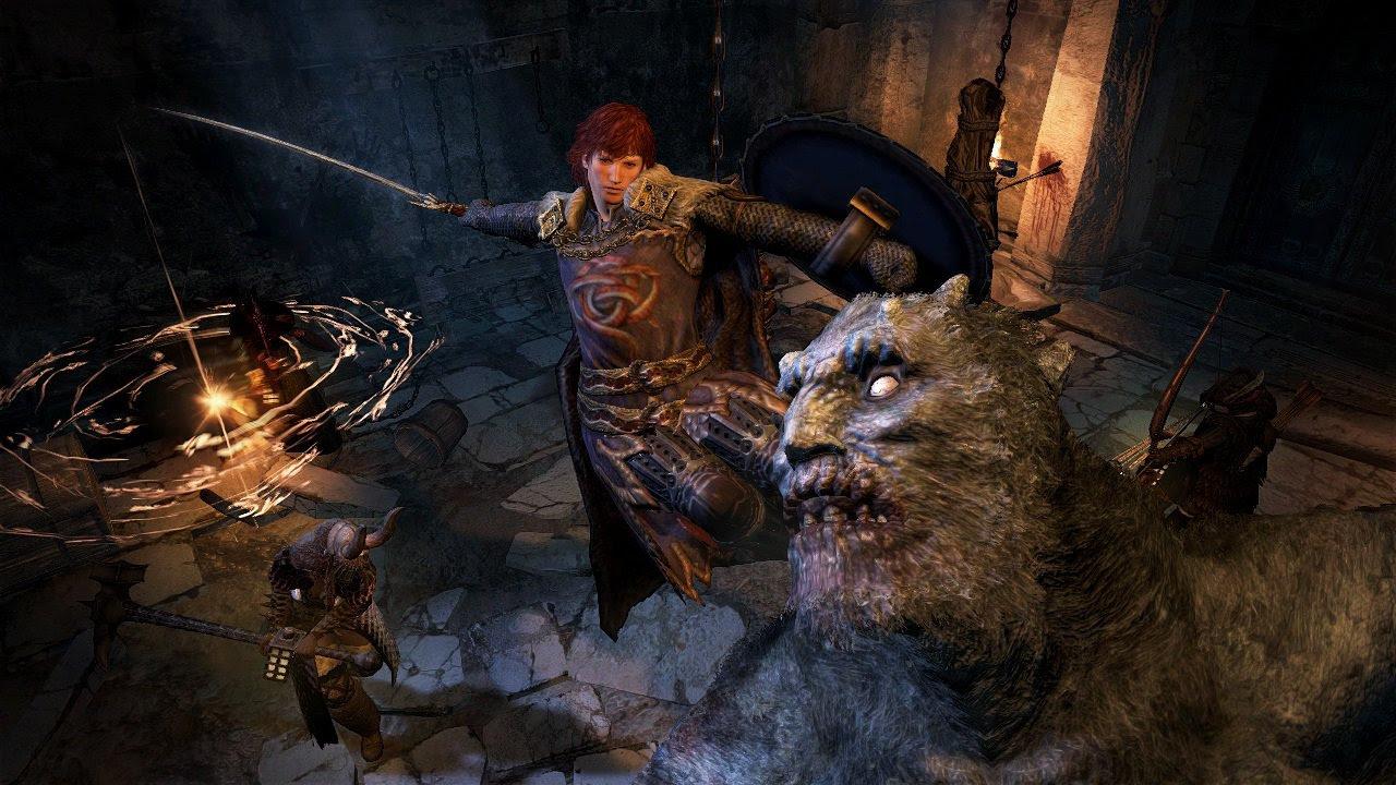 Dragon's Dogma: Dark Arisen coming to PS4 and Xbox One screenshot