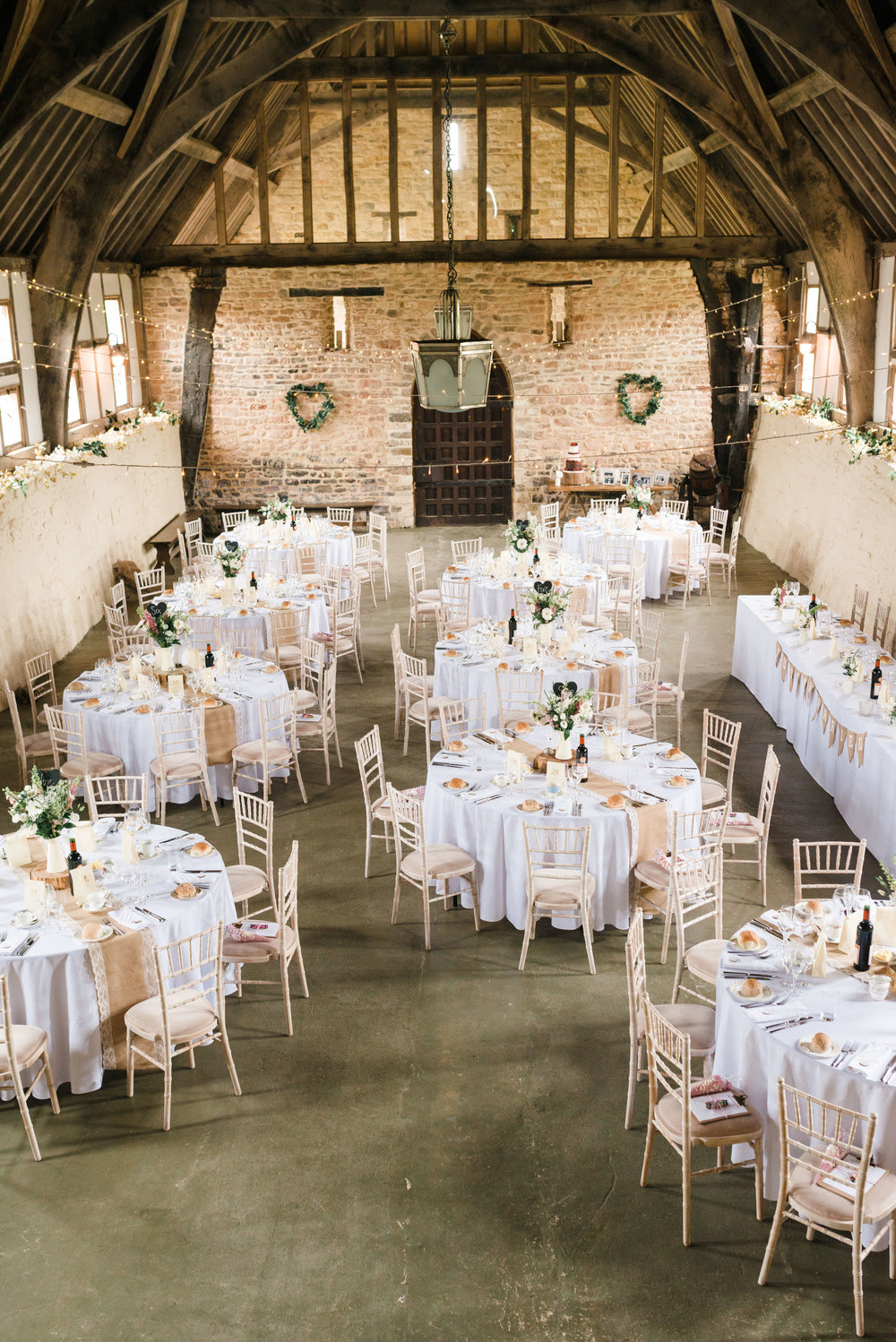 A Quintessentially English Rustic theme Wedding at Priors ...