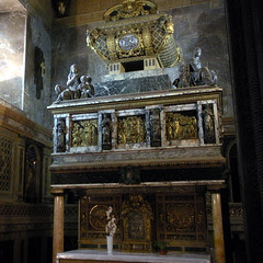 Tomb of St. John of the Cross