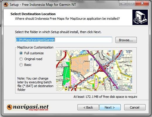 After download completed open the file  How to update GPS Garmin nuvi 50LM