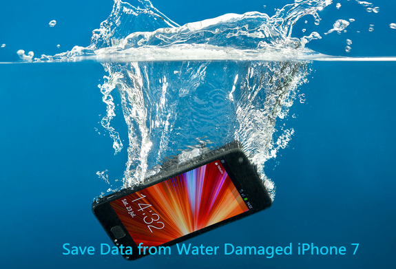 How to Recover Lost Data from Water Damaged iPhone 7\/7 Plus