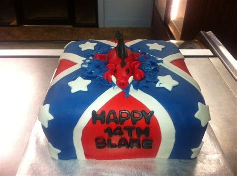 Best 25  Rebel flag cake ideas on Pinterest   Redneck
