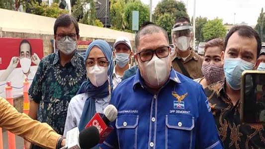 BW Singgung Brutalitas Era Jokowi, Demokrat Kubu Moeldoko: Bahasanya Sangat Ganas