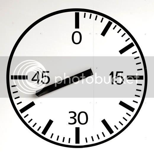 Still time left