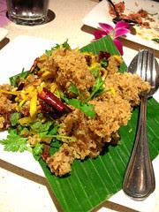 people's palace crispy catfish salad
