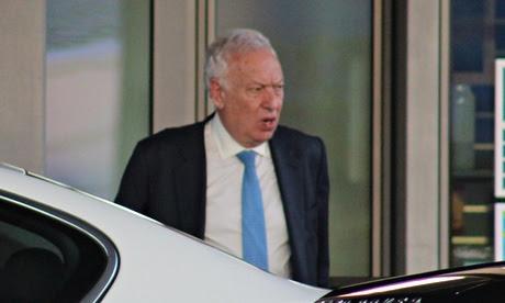 Bilderberg - ministro espanhol