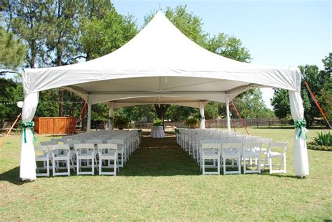 event tent set   white garden chairs  outdoor