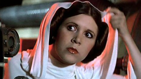Carrie-Fisher-as-Princess-Leia-in-travels-in-transmedia-David-kirkpatricks-blog.-jpg