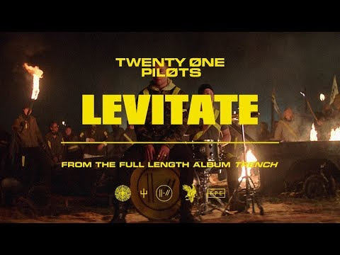 "Twenty One Pilots Releases ""Levitate"" Video"