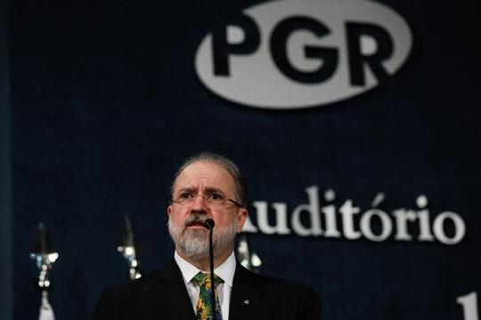 O Procurador-Geral da República, Augusto Aras | Foto: Isac Nóbrega/PR