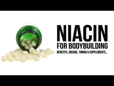 Niacin ke Bodybuilding ke liye Benefits, Dosage, Side-Effects & Supplements