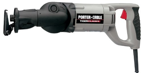 Ruby Chapman Porter Cable 9750 Tiger Saw 11 5 Amp