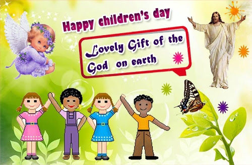 Top 3 Awesome Happy Childrens Day 2014 Sms Quotes Messages In
