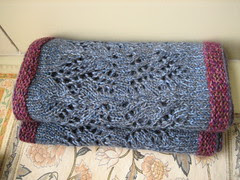 softer after blocking!