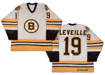 Boston Bruins 82-83 home jersey, Boston Bruins 82-83 home jersey