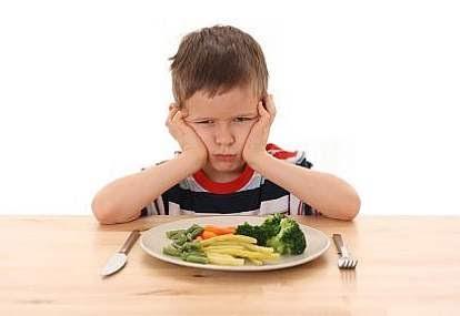 6 Cara Pujuk Anak Makan Sayur