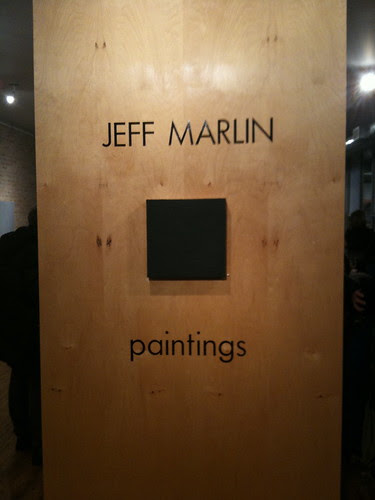 At the Jeff Marlin show