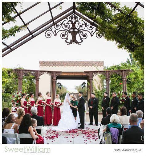 Hotel Albuquerque Wedding 1   Sweet William Photo & Films