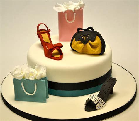 Shoes and Bags Cake   Celebration Cakes   Cakeology