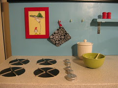 Pre-K Kitchen Counter