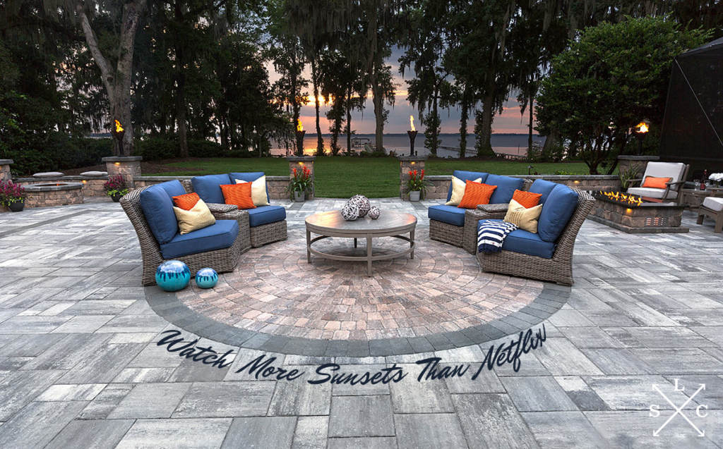 Hardscape Design The Lost Art Of Natural Stone Southern Luxury