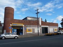 former Balmain Bros Bega Ltd, Bega
