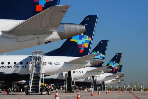 Azul estuda voos de Cuiabá para Cáceres mas rota internacional só em 2017