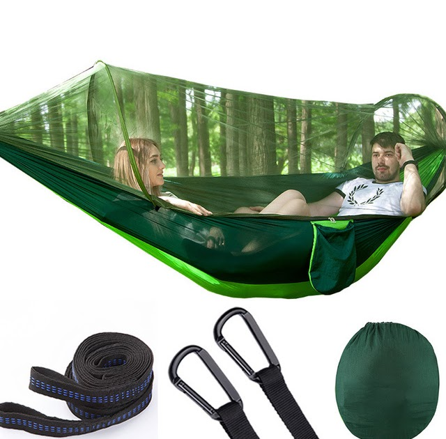 Camping & Hiking Humorous 1pc Sleeping Hammock Hamaca Hamac Portable Garden Outdoor Camping Travel Furniture Mesh Hammock Swing Sleeping Bed Hot Selling Strong Packing Camp Sleeping Gear