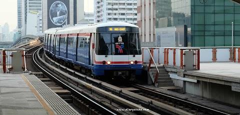 Mau Naik BTS dan MRT di Bangkok? Mudah Kok!