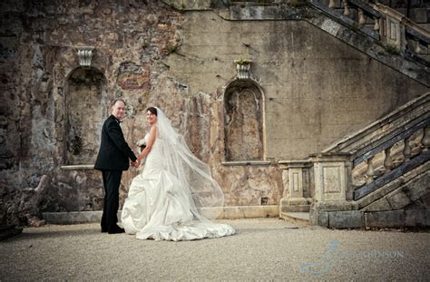 Contemporary Wedding photography at Cliveden House near