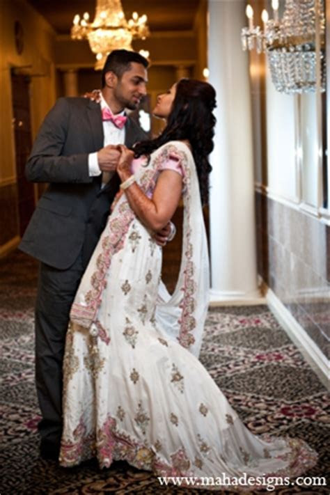Chicago, Illinois Pakistani Wedding by Maha Designs   Post