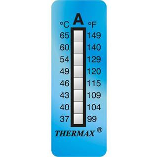 Thermax 8 Level Strips - Irreversible Temperature Labels