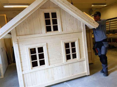 lektema lekstuga playhouse spielhaus sundborn barnrum