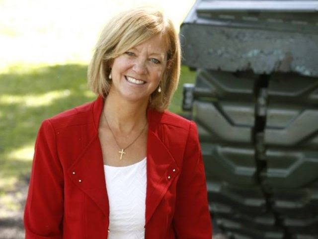 Image result for Jeanne Ives for Illinois Governor
