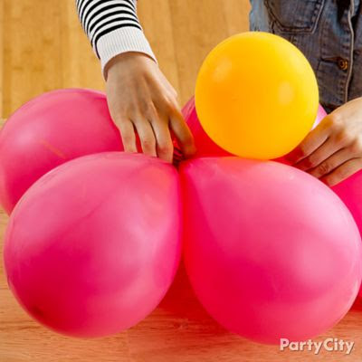 Balloon Flower How-To - Party City