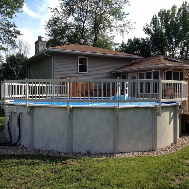 5 Steps to Vacuuming an Above Ground Pool