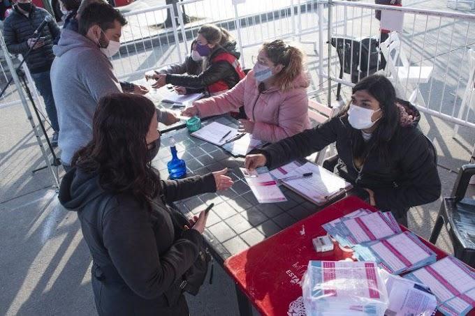 Coronavirus en Argentina: 12.555 casos y 384 muertos en las últimas 24 horas