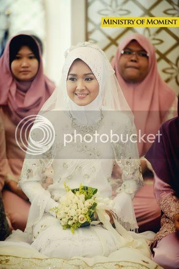 gambar majlis pernikahan farah lee dan ally iskandar