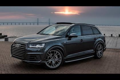 2018 Audi Q7 Wheels