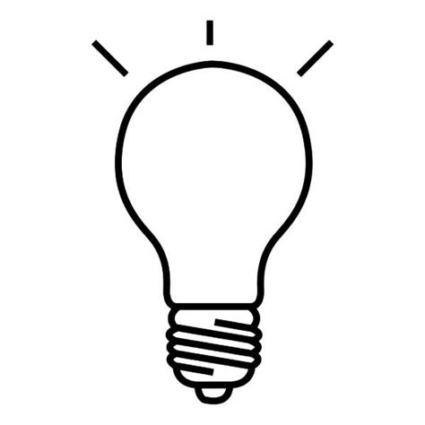 image result  empty light bulb drawing designs