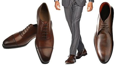 guide  matching  shoes  suit