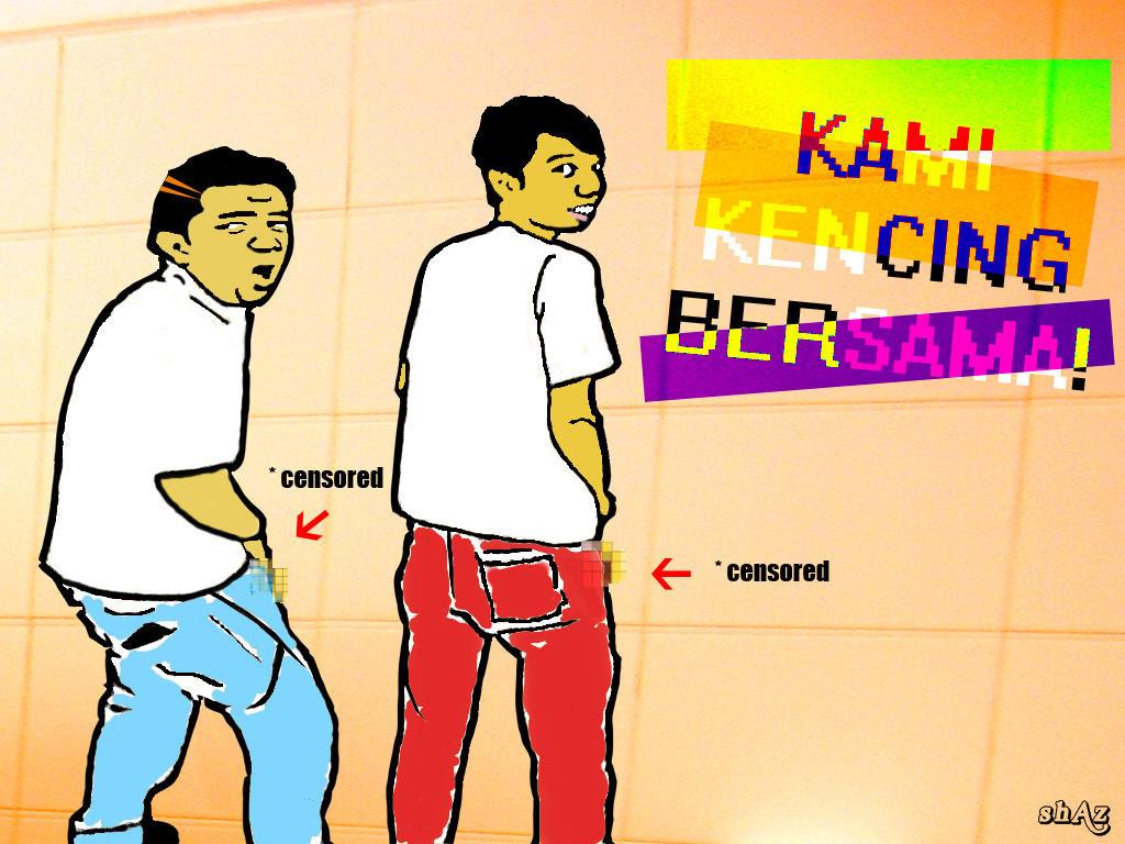http://fc00.deviantart.net/fs7/i/2005/235/a/1/Kami_Kencing_Bersama_by_shazzo.jpg
