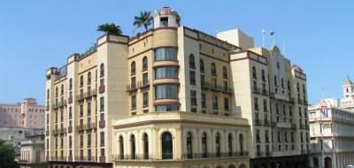 Parque Central Hotel, Havana Cuba