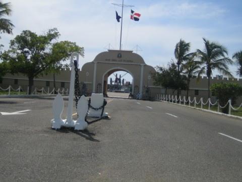 Resultado de imagen de base naval las calderas
