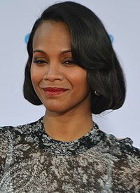 Zoe Saldana - Guardians of the Galaxy premiere - July 2014 (cropped).jpg