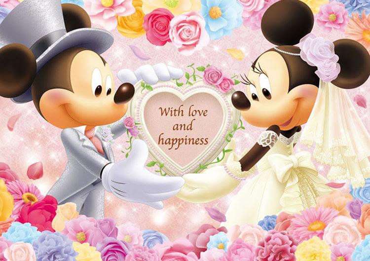 Ten D200 895 ディズニー 愛と幸せをこめてミッキーミニー 200